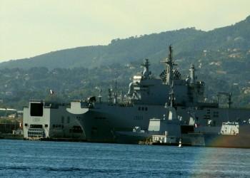 فرنسا ترسل فرقاطات حربية لشرق المتوسط.. واليونان ترحب