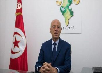 قيس سعيد يلوح بحل البرلمان إذا لم يمنح الثقة لحكومة الفخفاخ