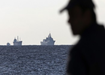 فرقاطة يونانية تتجه نحو سفينة أبحاث تركية وتستعد لمواجهتها