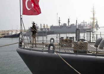 الرئاسة التركية تطلب من البرلمان تمديد مهام قواتها بخليج عدن