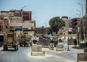 اعتقال 32 سيدة وفتاة من قبيلة الفواخرية بشمال سيناء
