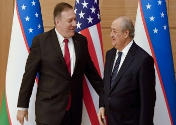 بومبيو: واشنطن تعد إستراتيجية جديدة حول آسيا الوسطى