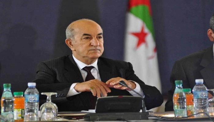 تبون يستقبل وفدا من أكبر حزب إسلامي بالجزائر