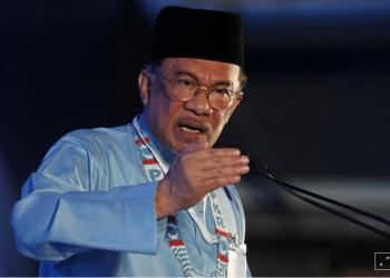 أنور إبراهيم: واثق من رئاسة وزراء ماليزيا.. ولا تغيير لسياسات مهاتير