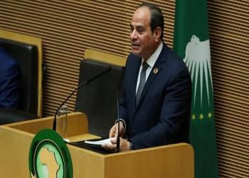 السيسي يقترح تشكيل قوة أفريقية لمحاربة الإرهاب