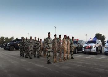 تدريب أمن الخليج العربي ينطلق في الإمارات