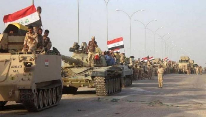 العراق يبدأ عملية عسكرية على الحدود مع سوريا والأردن