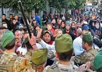 حكومة الحرب على الشعب اللبناني