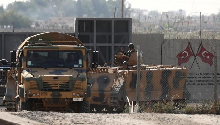 تركيا تعزز نقاط المراقبة في إدلب بقوات كوماندوز