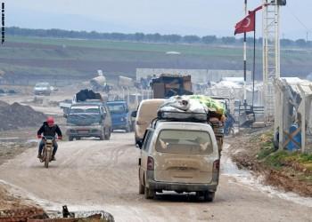 800 ألف نازح من شمال غرب سوريا منذ ديسمبر