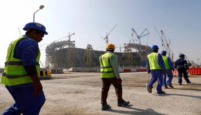 """رايتس ووتش تنتقد """"عدم فاعلية"""" نظام حماية الأجور في قطر"""