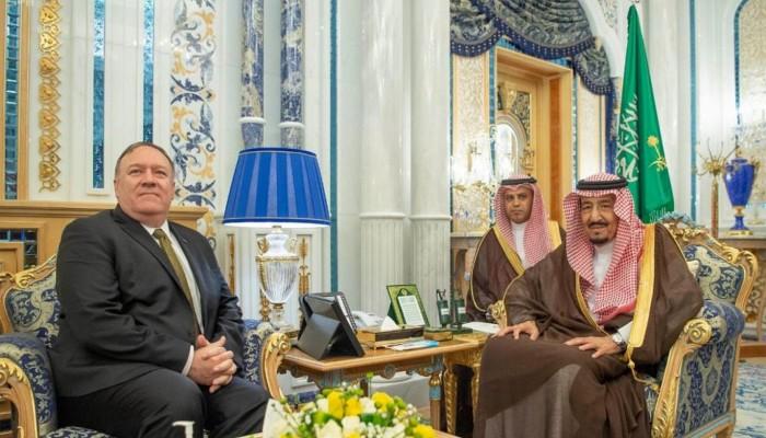 بومبيو: هناك حاجة مستمرة لدعم السعودية في مواجهة إيران