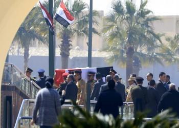 ن.تايمز: وفاة مبارك قسمت المصريين في مواجهة السيسي إرثه السيئ