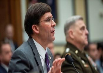وزير الدفاع الأمريكي: لن تعود قواتنا للحدود السورية التركية
