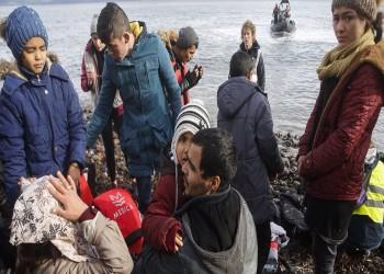 47 ألف مهاجر يغادرون الحدود التركية باتجاه أوروبا
