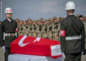 مقتل جندي تركي في قصف لقوات الأسد بإدلب