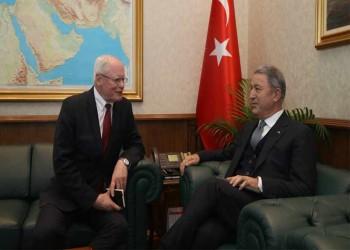 تركيا وأمريكا تبحثان أزمة إدلب