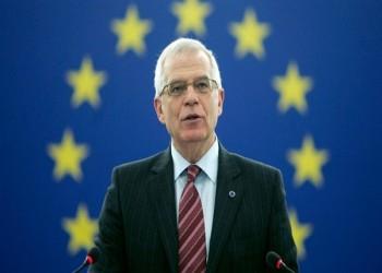 وزير خارجية الاتحاد الأوروبي يزور أنقرة لبحث أوضاع المدنيين في إدلب