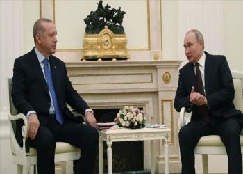 انتهاء قمة أردوغان وبوتين حول إدلب.. ودعوة لتجاوز التوتر
