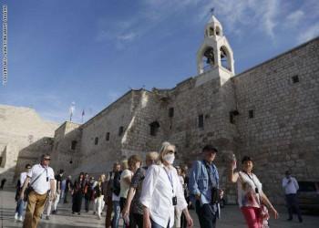 فلسطين تغلق المساجد والكنائس ببيت لحم بسبب كورونا