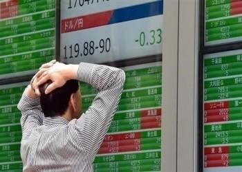 مؤشر نيكي الياباني يخسر أكثر من 7%