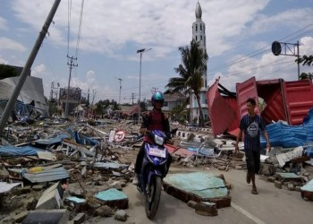 زلزال بقوة 6.6 درجة يضرب غربي إندونيسيا