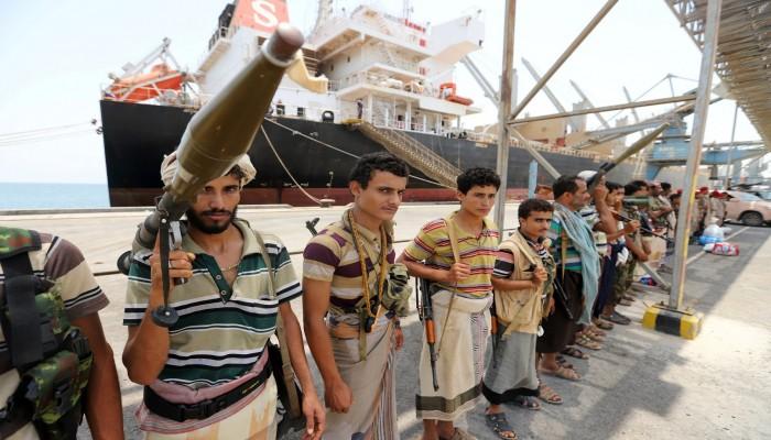 الحوثيون يفرجون عن سفينة أممية محتجزة قبالة الحديدة