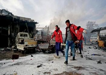 نظام الأسد وحلفاؤه قتلوا 387 مدنيا في شهرين