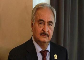 بعد عجزه عن تطوير هجومه على طرابلس..حفتر يتخبط