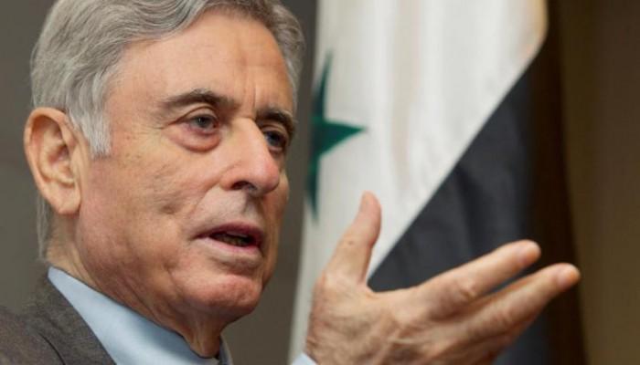 وفاة عبدالحليم خدام النائب السابق لرئيس النظام السوري