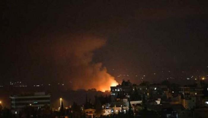 إسرائيل تستهدف اجتماعا لضباط الأسد وإيران