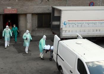 وفيات كورونا في بريطانيا تسجل زيادة 23% في يوم واحد