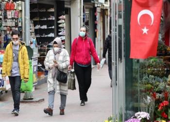 76 وفاة و3013 إصابة بكورونا في تركيا خلال 24 ساعة
