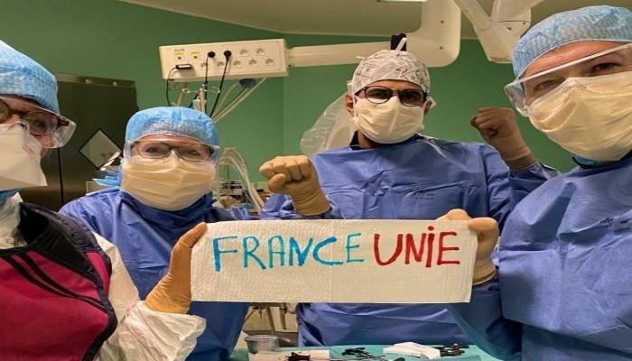 إشادة بمشاركة أطباء سعوديين بفرنسا في مواجهة كورونا
