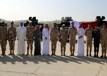 قطر تسلم الأردن 8 ناقلات جند من منحة تضم 44