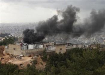 أعمال شغب في سجن لبناني بسبب كورونا