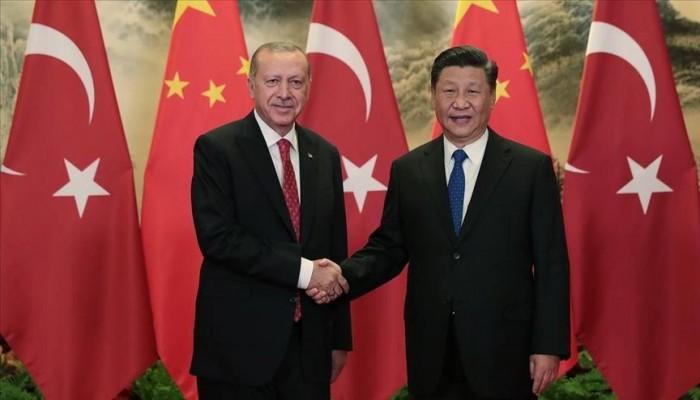 أردوغان ونظيره الصيني يبحثان مكافحة كورونا