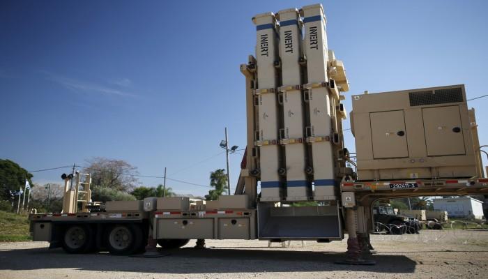 الإمارات تمد حفتر بمنظومة دفاع جوية إسرائيلية