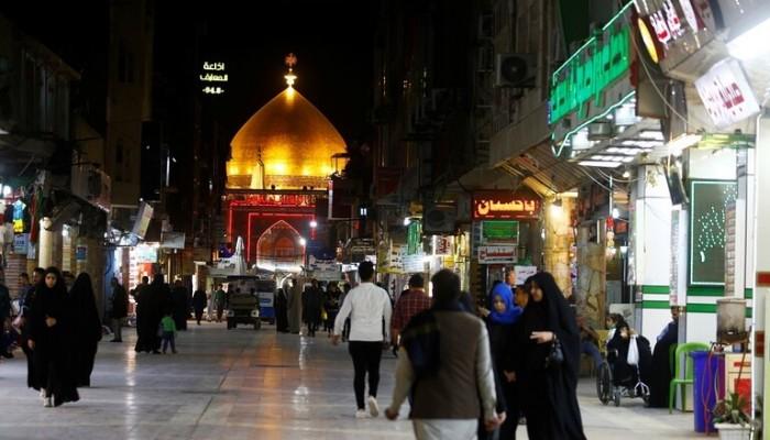العراق ينفي أي نية حاليا لفتح العتبات المقدسة أمام الإيرانيين