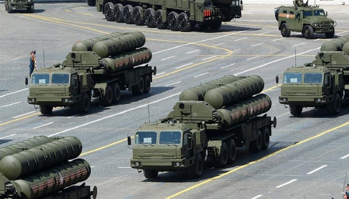 تركيا تدعو أمريكا لمجموعة عمل فنية لحل خلاف صواريخ إس-400