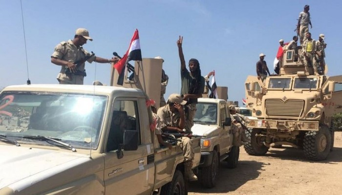 الجيش اليمني يستعيد السيطرة على معسكر استراتيجي بالجوف