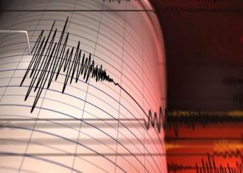زلزال بقوة 4.3 درجات يضرب غربي تركيا