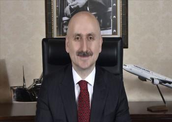 قطار بضائع عملاق ينطلق من تركيا لدول آسيا الوسطى