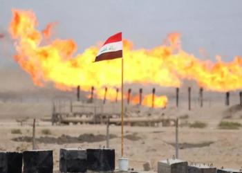 إيرادات النفط العراقي تنخفض إلى النصف في أبريل