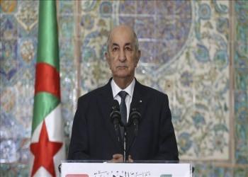 رئيس الجزائر: كنا قاب قوسين من مسار حل بليبيا لكن جهات عطله