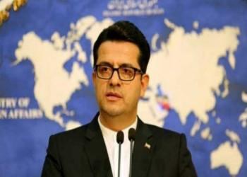 إيران: مساعي تمديد حظر الأسلحة غير مشروعة