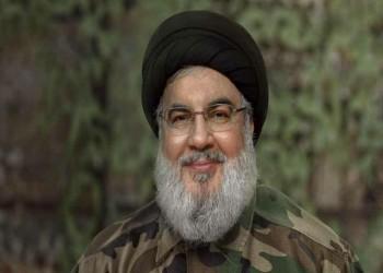 نصرالله: اعتبار حزب الله إرهابيا بألمانيا إرضاء لأمريكا وإسرائيل