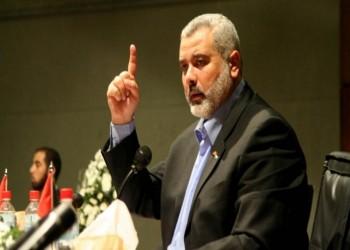 هنية يكشف جديد صفقة تبادل الأسرى مع إسرائيل ويخاطب السعودية والسودان
