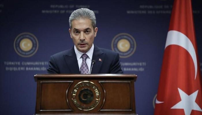 تركيا ترد على مزاعم إغلاق أجوائها أمام المساعدات لقبرص الرومية