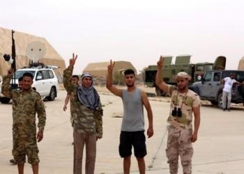 الوفاق الليبية تستعد لعملية مكثفة ضد قوات حفتر
